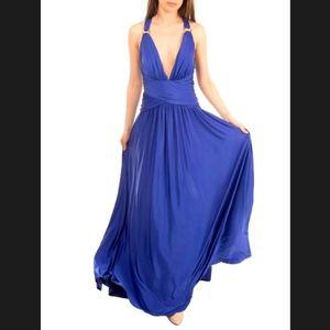 $696 Forever Unique Summer Maxi Dress